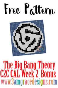 The BBT C2C CAL – WEEK 2 **Bonus Square**
