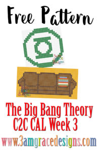The BBT C2C CAL – WEEK 3