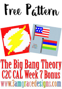 The BBT C2C CAL Week 7 Bonus