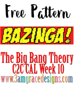 The BBT C2C CAL – Week 10