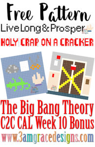 The BBT C2C CAL Week 10 Bonus