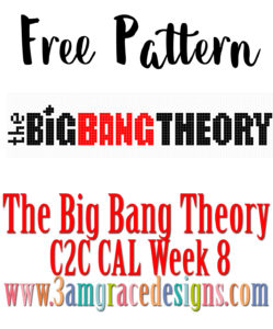 The BBT C2C CAL – Week 8