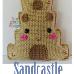 Sandcastle Kawaii Cuddler