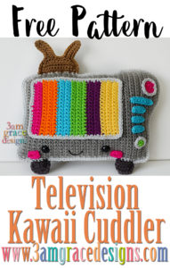 Television Kawaii Cuddler