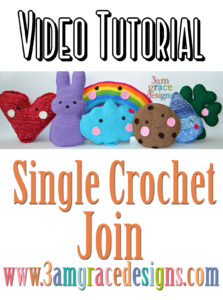 How To: Single Crochet Join