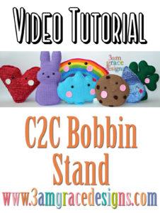 C2C Bobbin Stand