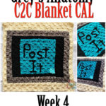 Grey's Anatomy C2C CAL – Week 4
