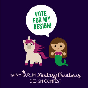 Amigurumipatterns.net | Design Contest | Keep Calm and Crochet On U.K | 283x283
