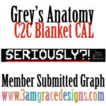 Grey's Anatomy C2C CAL: – Seriously?!