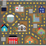 City Play Mat C2C CAL – Announcement