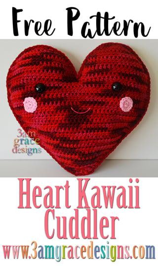 Easy Crochet Hearts Loops & Love Crochet | 540x320