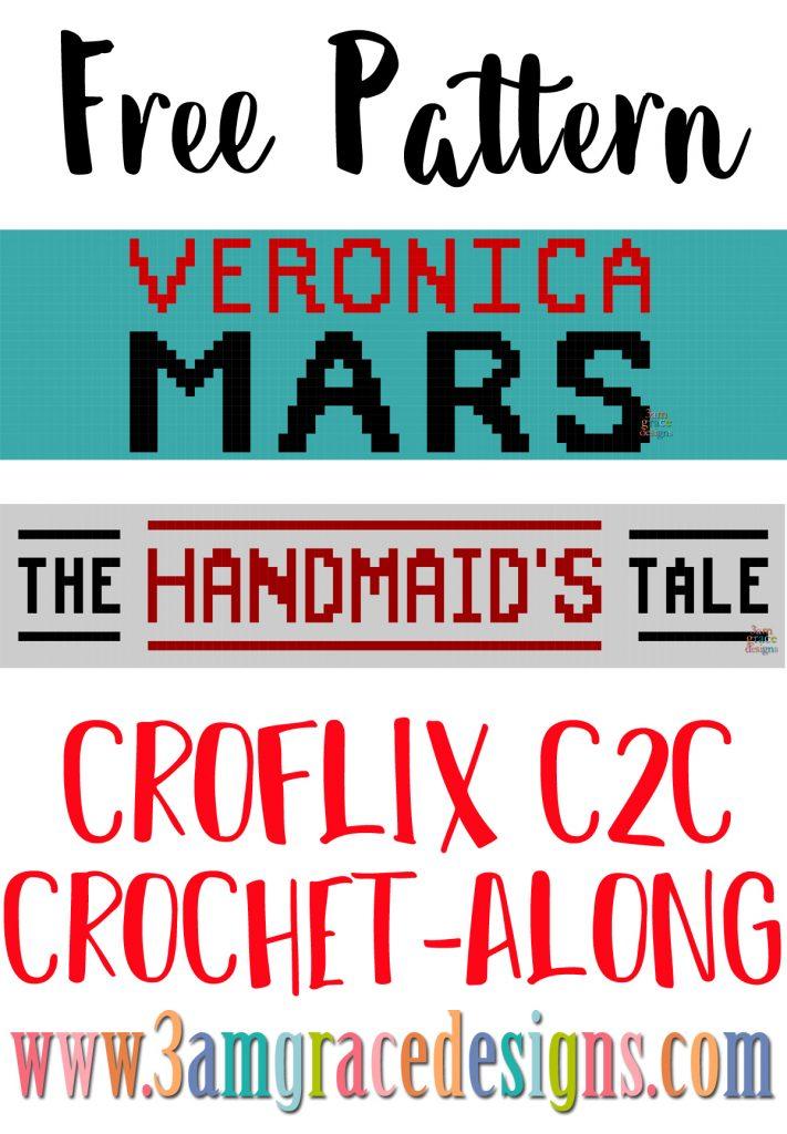 Croflix C2C CAL - Veronica Mars & The Handmaid's Tale - Free