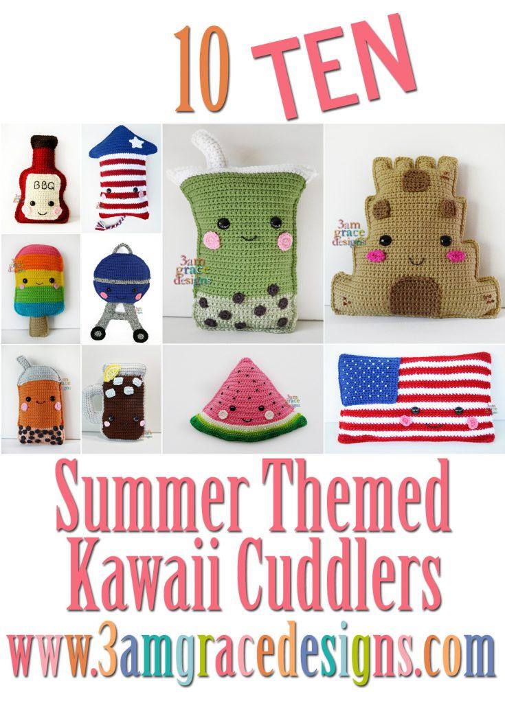 Kawaii Potato Amigurumi Pattern by Kittenmallow on DeviantArt   1024x735