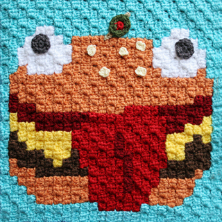Fortnite C2c Crochet Along Week 14 Free Crochet Pattern