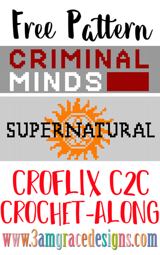 Croflix C2C CAL - Criminal Minds & Supernatural - Free