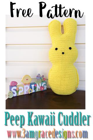Amigurumi White Kawaii Bunny   A little custom order bunny I…   Flickr   480x320