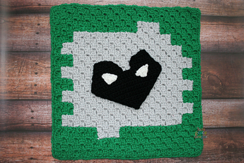 Fortnite C2c Crochet Along Week 5 Free Crochet Pattern