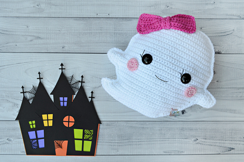 FREE Ghost Crochet Patterns | Halloween crochet patterns, Crochet ... | 320x480