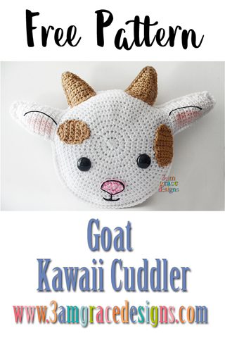 Amigurumi Goat Free Pattern - Crochet Sheep Free Patterns • DIY How To | 480x320