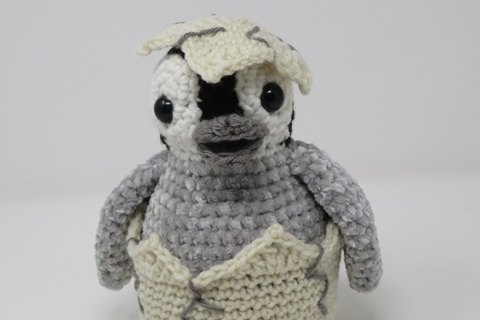 Crochet penguin amigurumi pattern – Free Amigurumi Patterns ... | 320x480
