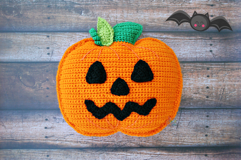 Calabaza Halloween Amigurumi Tejida A Mano Crochet - $ 515.00 en ...   320x480