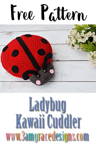 Crochet ladybug - Free Pattern: Quick and Easy | Crochet fairy, Crochet  ladybug, Crochet patterns amigurumi | 480x320