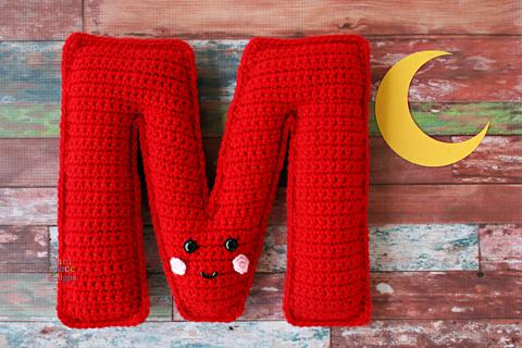 Ravelry: Alphabet Crochet Pattern . 26 Capital Letters pattern by ... | 320x480