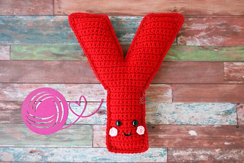 Alphabet Amigurumi ○ How to crochet a I, J and F | World Of ... | 320x480