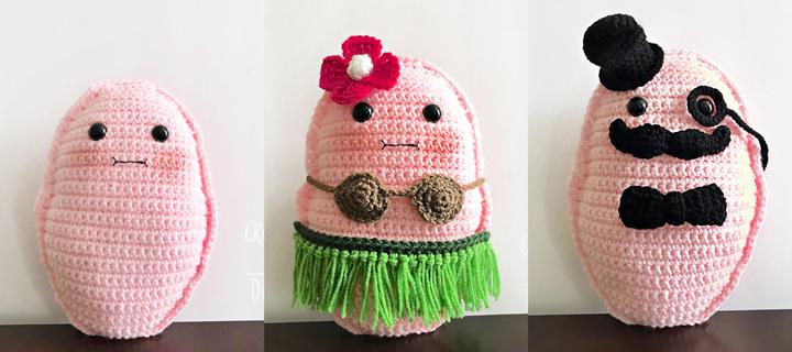 Amigurumi « Hello Monkey » au crochet. Free pattern. | Hello kitty ... | 320x720
