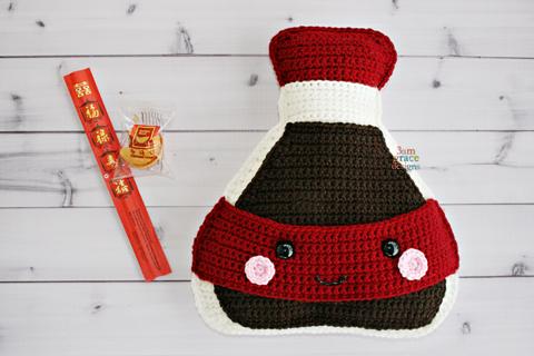 soy sauce crochet pattern